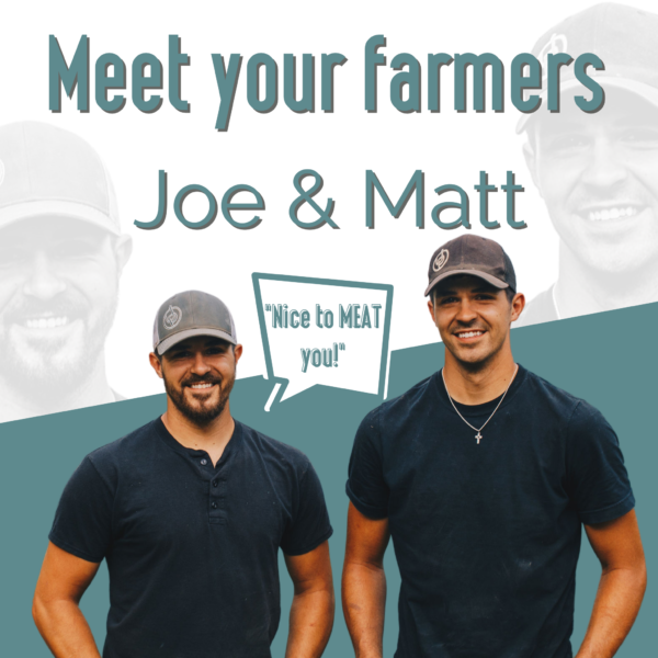 This photo allows you to meet the farmers