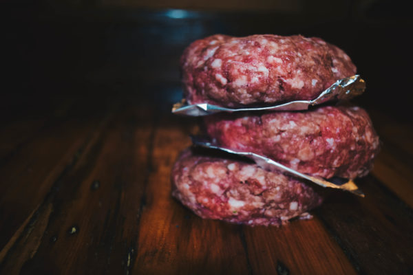 The is product photo of ground beef