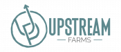 Upstream Farms. The Secondary Logo.